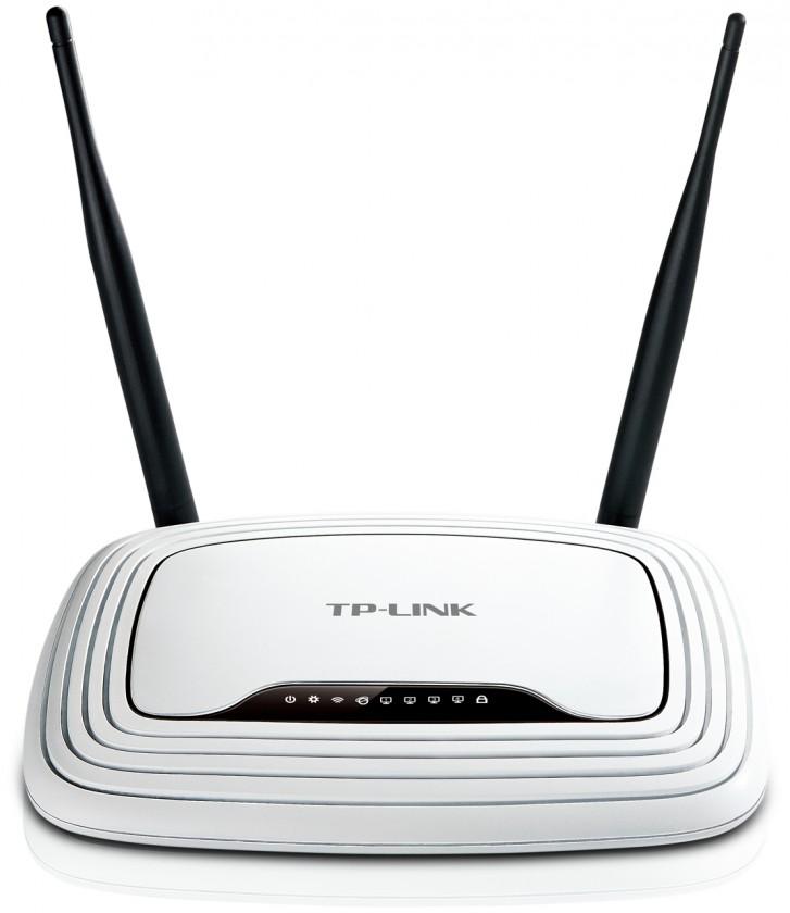 Router TP-LINK TL-WR841N POUŽITÉ, NEOPOTŘEBENÉ ZBOŽÍ