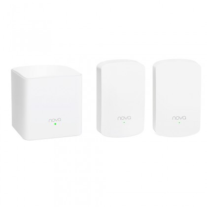 Router WiFi mesh Tenda Nova MW5, 3-pack