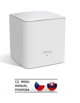 Router WiFi mesh Tenda Nova MW5s, 1-pack