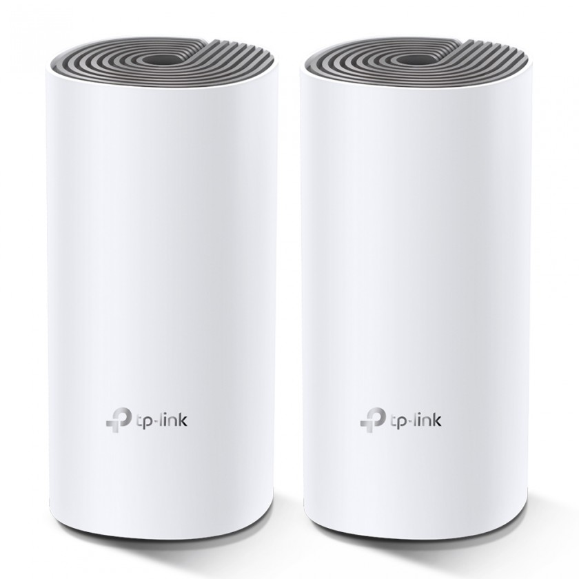 Router WiFi mesh TP-Link Deco E4, 2-pack