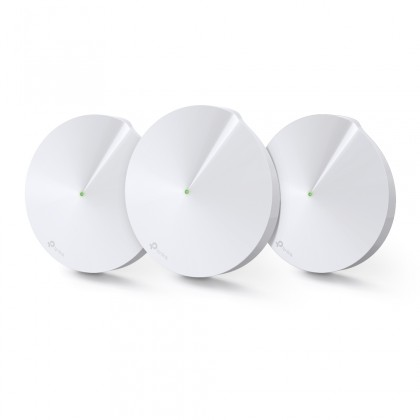 Router WiFi mesh TP-Link Deco M5, 3-pack