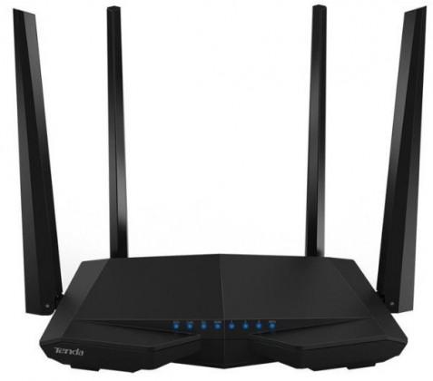 Router WiFi router Tenda AC6 POUŽITÉ, NEOPOTŘEBENÉ ZBOŽÍ