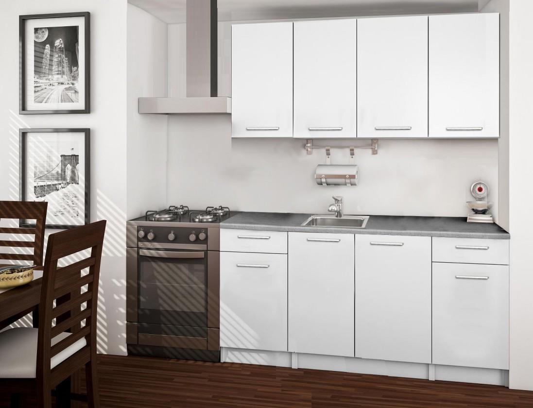 Rovná Basic - kuchyňský blok A 160 cm