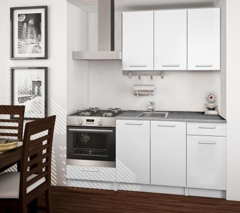 Rovná Basic - kuchynský blok C 180 cm