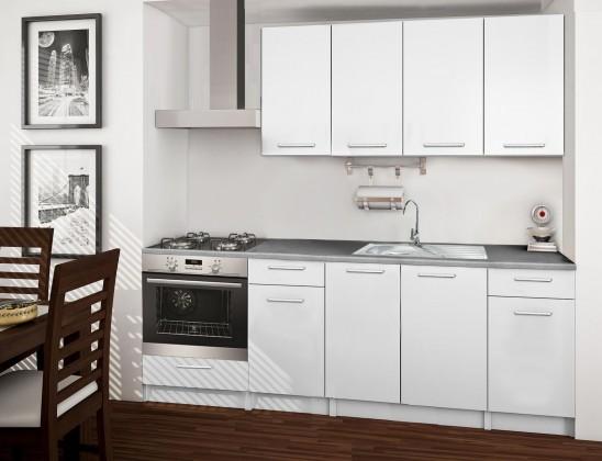 Rovná Basic - kuchyňský blok C 220 cm