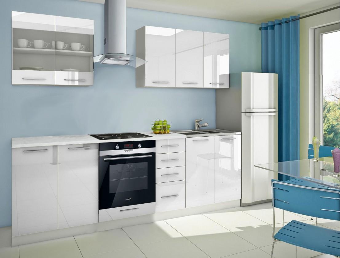 Rovná Mondeo - kuchyňský blok B 260 cm