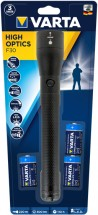 Ruční svítilna Varta Flashlight Led High Optics 18812, 3xC