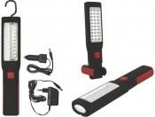 Ruční svítilny Emos svítilna nabíjecí 30+7 LED P4508 ROZBALENO