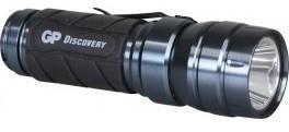Ruční svítilny LED svítilna GP LOE203 + 3 x AAA baterie GP Ultra