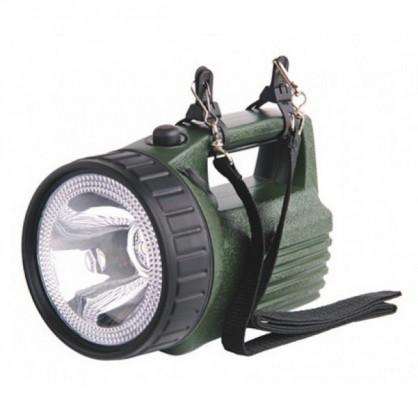 Ruční svítilny Nabíjecí svítilna LED 3810 3W