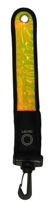 Ruční svítilny Reflexní pásek-karabina