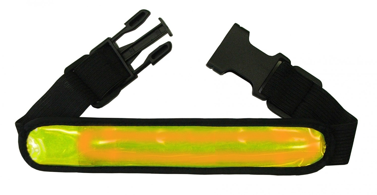 Ruční svítilny Reflexní pásek-přezka