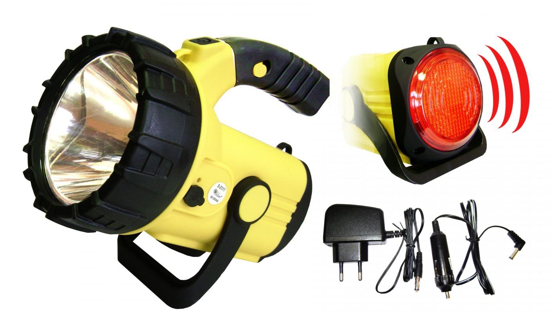 Ruční svítilny Ruční svítilna Pavexim S-2111, LED, žlutá