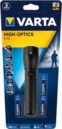 Ruční svítilny Ruční svítilna Varta Flashlight Led High Optics 18810, LED