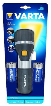 Ruční svítilny Ruční svítilna Varta, LED, černá/stříbrná
