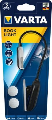 Ruční svítilny Svítilna Varta LED BOOK LIGHT