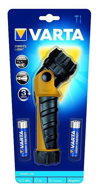 Ruční svítilny Swivel light 2AA