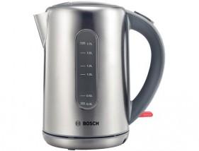 Rychlovarná konvice Bosch TWK7901, nerez, 1,7l