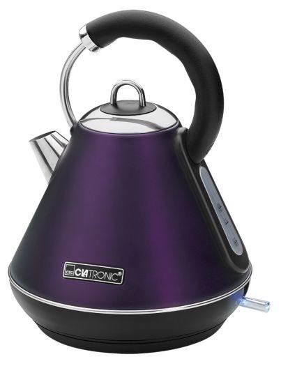Rychlovarná konvice Clatronic WKS 3625, purpurová