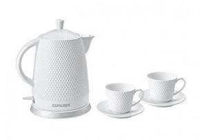 Rychlovarná konvice Concept RK0040, keramika, 1,5l NEKOMPLETNÍ P