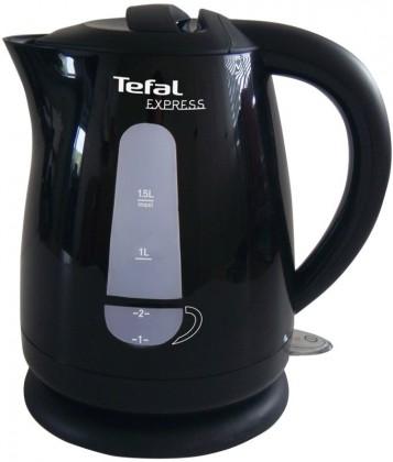 Rychlovarná konvice Tefal KO299830, černá, 1,5l