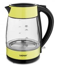 Rychlovarná konvice Zelmer ZCK8011L, sklo, 1,7l