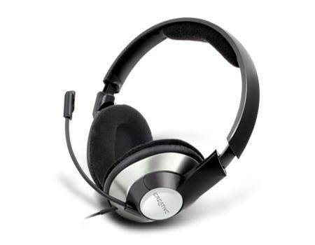 S mikrofonem Creative headset HS-620