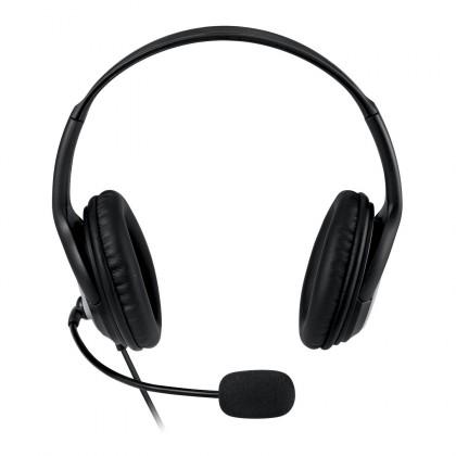 S mikrofonem sluchátka L2 LifeChat LX-3000 Win USB Port HW