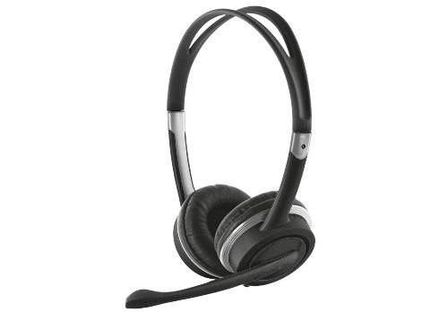 S mikrofonem Trust Mauro USB Headset, náhlavní sada (17591)