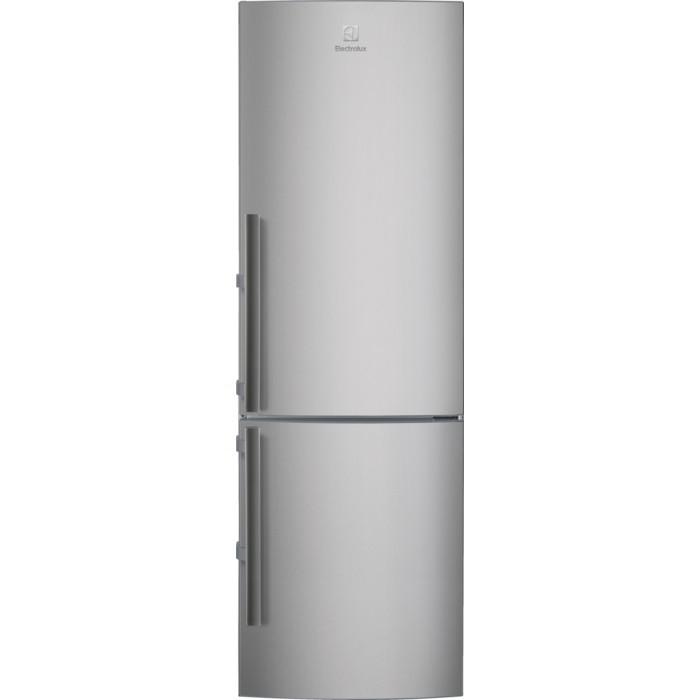 S mrazákem dole Kombinovaná lednice Electrolux LNT4TF33X1, 220/91 l, A+