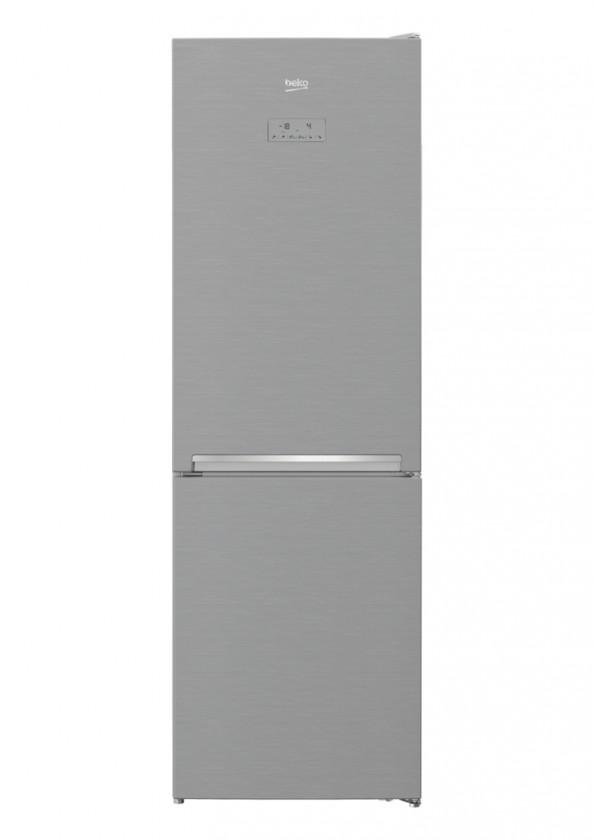 S mrazákem dole Kombinovaná lednice s mrazákem dole Beko MCNA 366E40ZXB, A+++