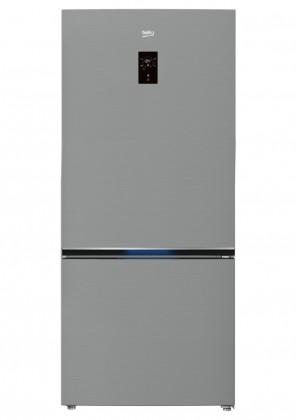 S mrazákem dole Kombinovaná lednice s mrazákem dole Beko RCNE 720E3VZP, A++