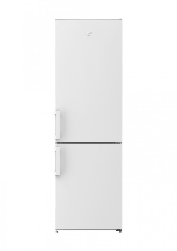 S mrazákem dole Kombinovaná lednice s mrazákem dole BEKO RCSA 270 M21W, A+