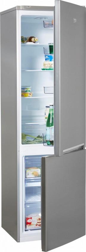 S mrazákem dole Kombinovaná lednice s mrazákem dole Beko RCSA 300 K30XP, A++