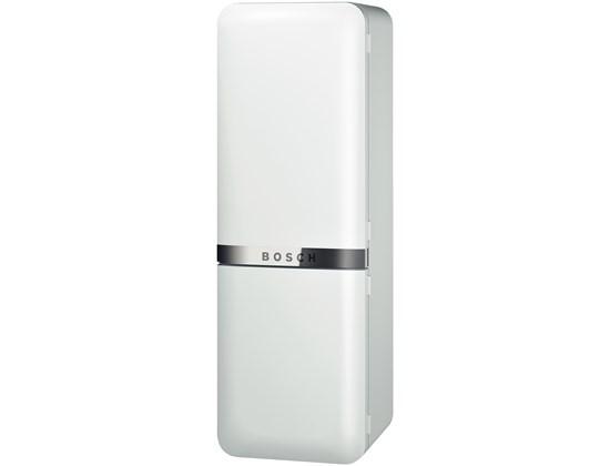 S mrazákem dole Kombinovaná lednice s mrazákem dole Bosch KCE40AW40