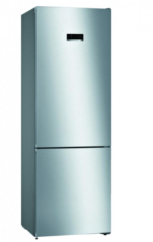 S mrazákem dole Kombinovaná lednice s mrazákem dole Bosch KGN49XLEA, A++