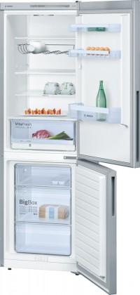 S mrazákem dole Kombinovaná lednice s mrazákem dole Bosch KGV 36VL32, A++