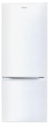 S mrazákem dole Kombinovaná lednice s mrazákem dole Candy CMCL5144W