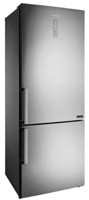 S mrazákem dole Kombinovaná lednice s mrazákem dole Concept LK5470SS