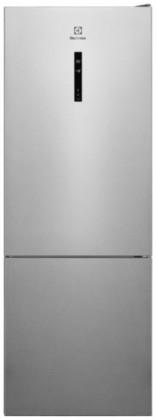 S mrazákem dole Kombinovaná lednice s mrazákem dole Elecrolux LNT7ME46X2, A++