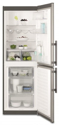 S mrazákem dole Kombinovaná lednice s mrazákem dole Electrolux EN 3201MOX, A++
