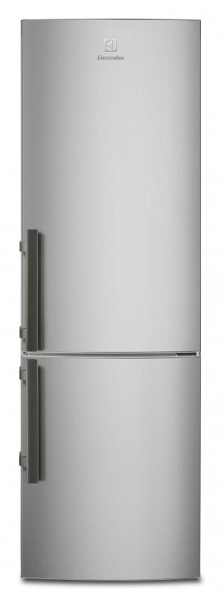 S mrazákem dole Kombinovaná lednice s mrazákem dole Electrolux EN 3601 MOX, A++