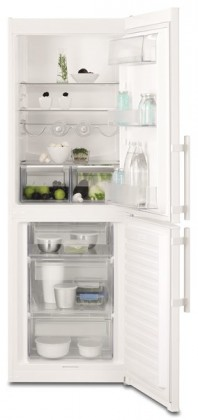 S mrazákem dole Kombinovaná lednice s mrazákem dole Electrolux EN3201MOW, A++