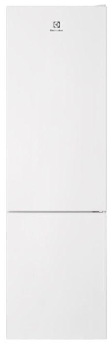 S mrazákem dole Kombinovaná lednice s mrazákem dole Electrolux LNT5MF36W0, A+