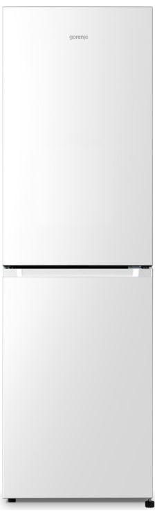 S mrazákem dole Kombinovaná lednice s mrazákem dole Gorenje NRK4182CW4,A++
