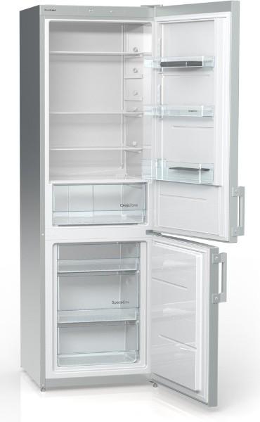 S mrazákem dole Kombinovaná lednice s mrazákem dole Gorenje RK 61920 X, A++