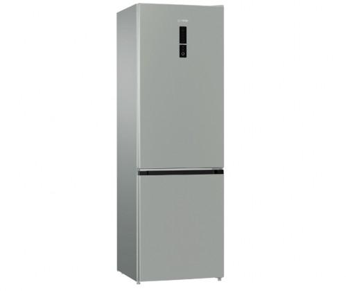 S mrazákem dole Kombinovaná lednice s mrazákem dole Gorenje RK6193LX4, A+++