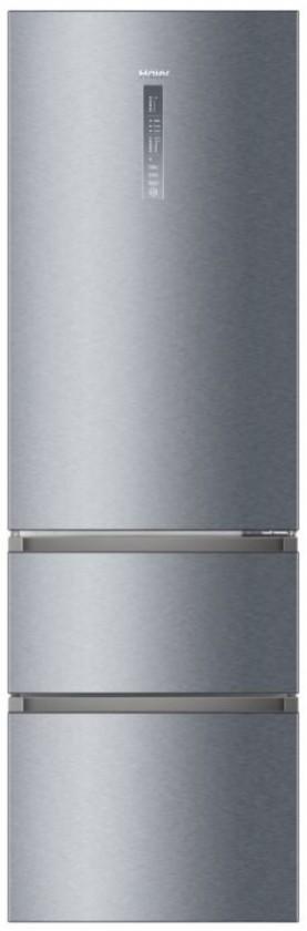 S mrazákem dole Kombinovaná lednice s mrazákem dole Haier A3FE835CGJE