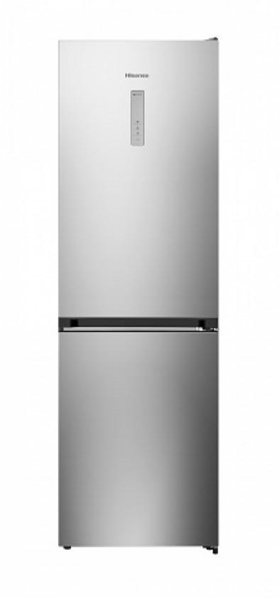 S mrazákem dole Kombinovaná lednice s mrazákem dole Hisense RB400N4BC3, A+++