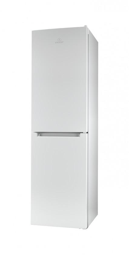S mrazákem dole Kombinovaná lednice s mrazákem dole Indesit LR9 S2Q F W B, A++